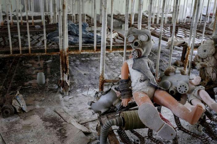 terrifying Pripyat, Ukraine_abc