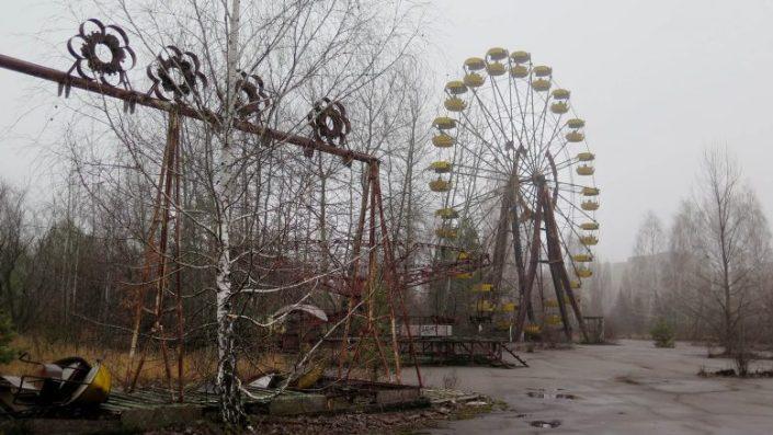 Terrifying Pripyat, Ukraine_travel and leisure